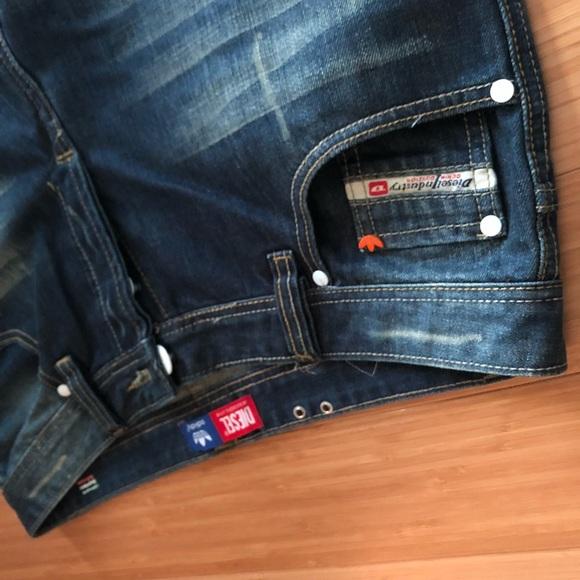 a3ebe844 Diesel Other - Diesel x Adidas Men's Denim Jeans 34x30